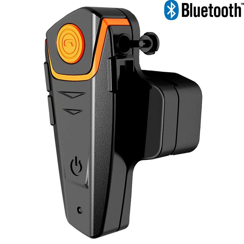2Sets 1000meters BT intercom for motorcycle helmet with FM and free shipping