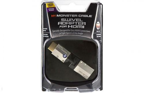 Adaptateur pivotant HDMI Monster NEUF
