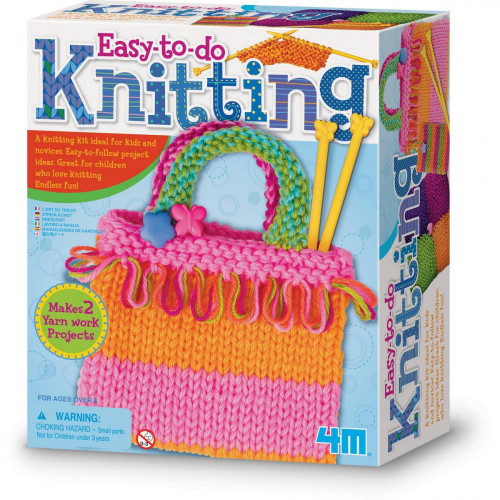 Kit de Tricot - Easy To Do Knitting